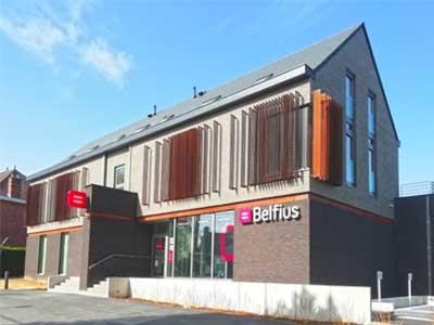 Banque Belfius / Lessines
