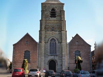 Eglise Saint Pierre (Ellezelles)