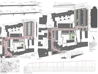Quartier du centre / Antoing