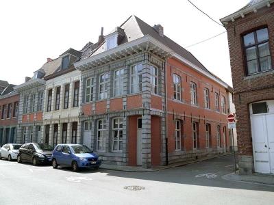 Maison DH / Tournai