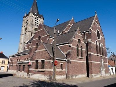 Eglise Saint Christophe (Celles)
