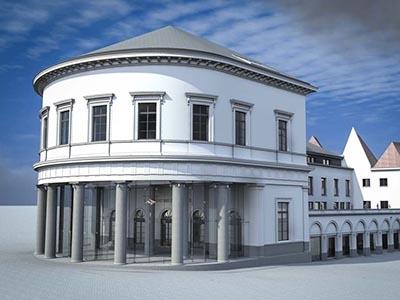 Conservatoire de musique / Tournai